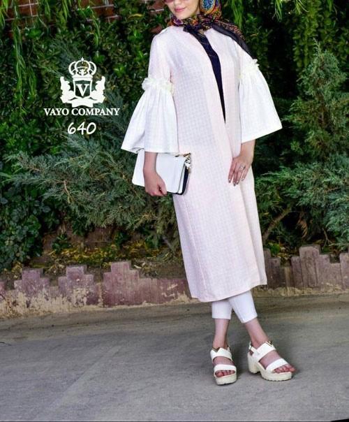 مدل مانتو دخترانه اسپرت 2019