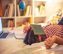 علل خستگی موقع مطالعه