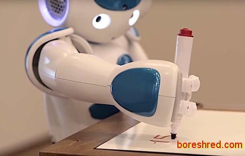 ربات چگونه اجسام  را می بیند