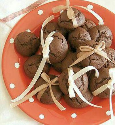 طرز تهیه شیرینی خرمای شکلاتی