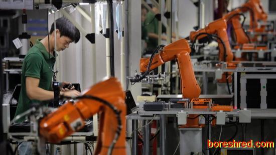 چین به دست دامان عرصه فناوری و علم روباتیک
