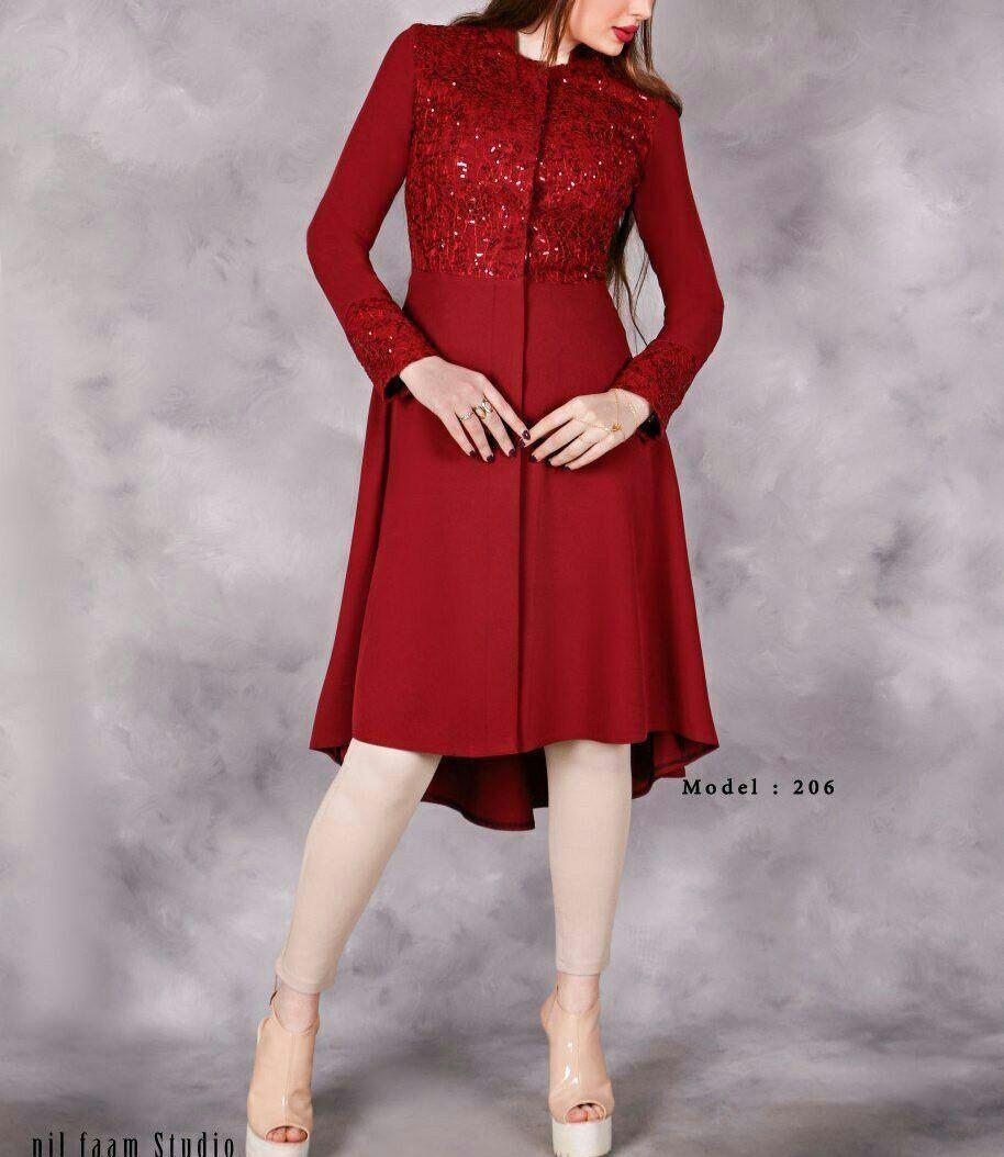 مدل مانتو عید 2019