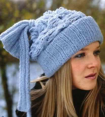 مدل شال کلاه بافتنی اینستا