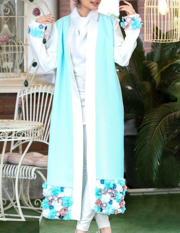 مدل مانتو عید امسال