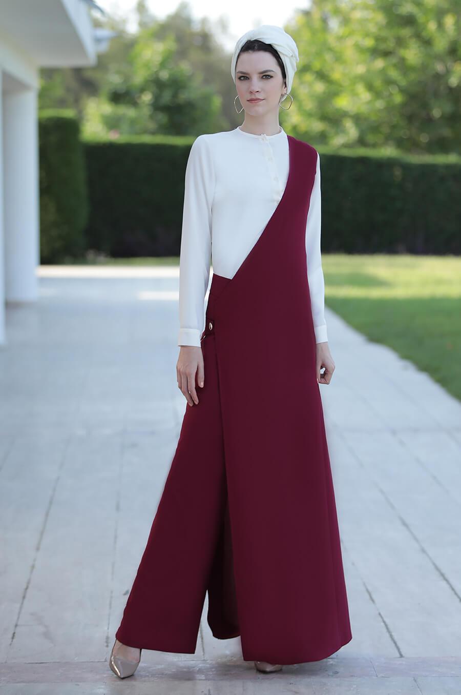 مدل مانتو سارافون دخترانه اسپرت