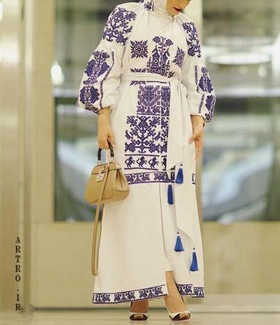 مدل مانتو عید نوروز 98