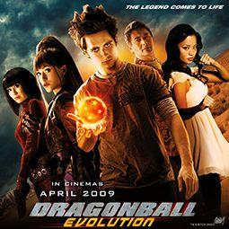 تکامل گوی اژدها Dragonball Evolution 2009 دوبله فارسی