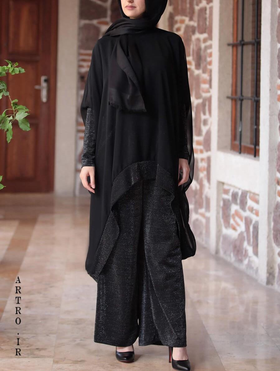 مدل مانتو عید نوروز ۹۸