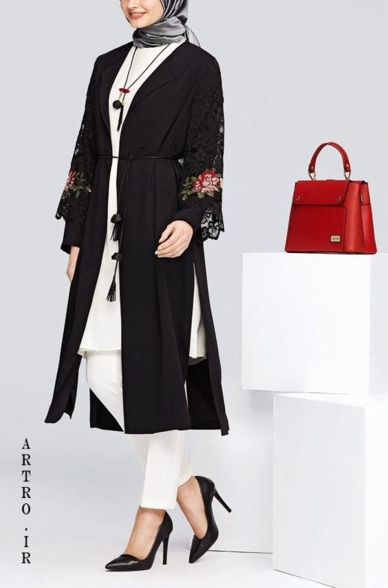 مدل مانتو عید اینستاگرامی 2019-98