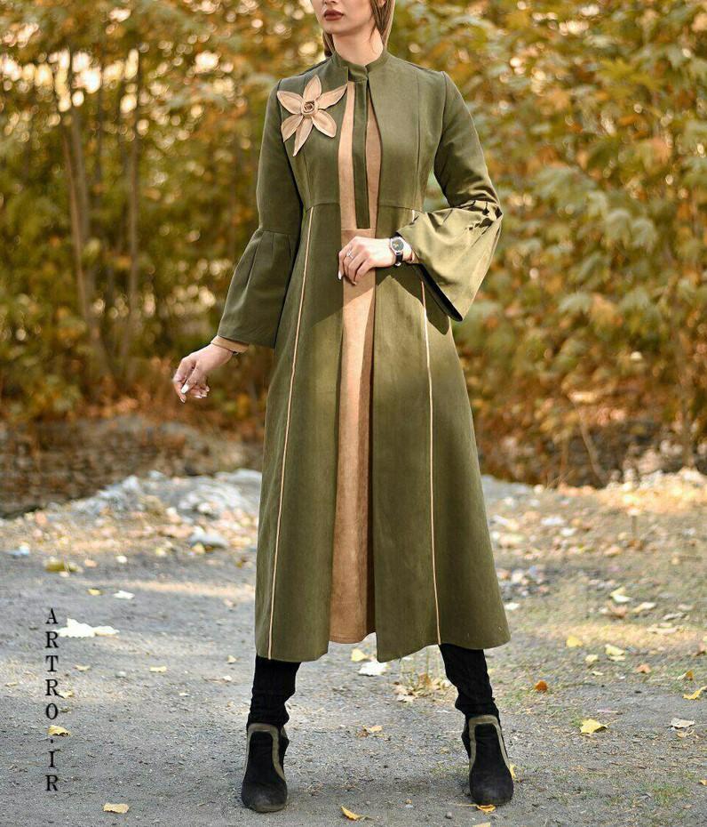 جدیدترین مدل مانتو اسپرت دخترانه