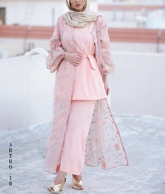 عکس مدل مانتو عید امسال