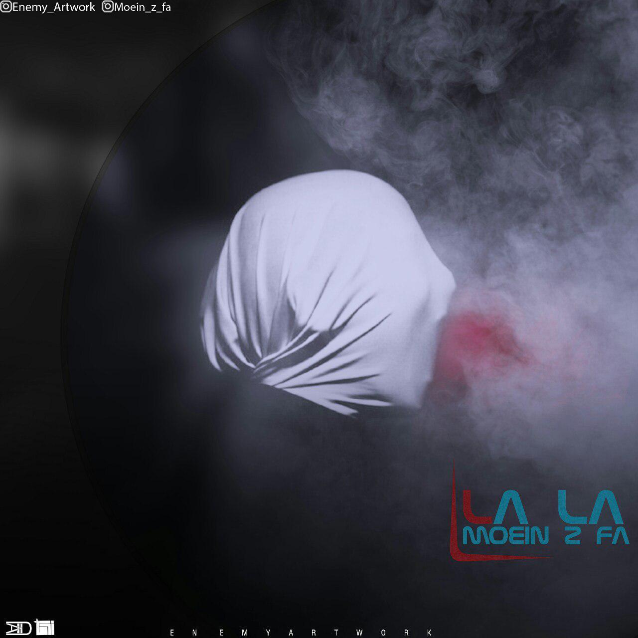 دانلود اینسترومنتال جدید معین زد فا به نام لالا (ترپ)