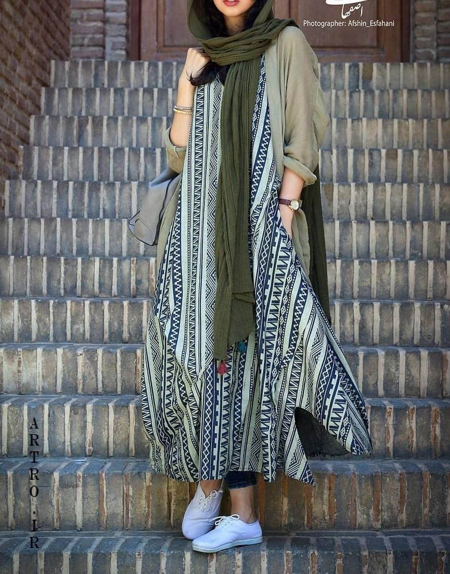 عکس مدل مانتو جدید ایرانی