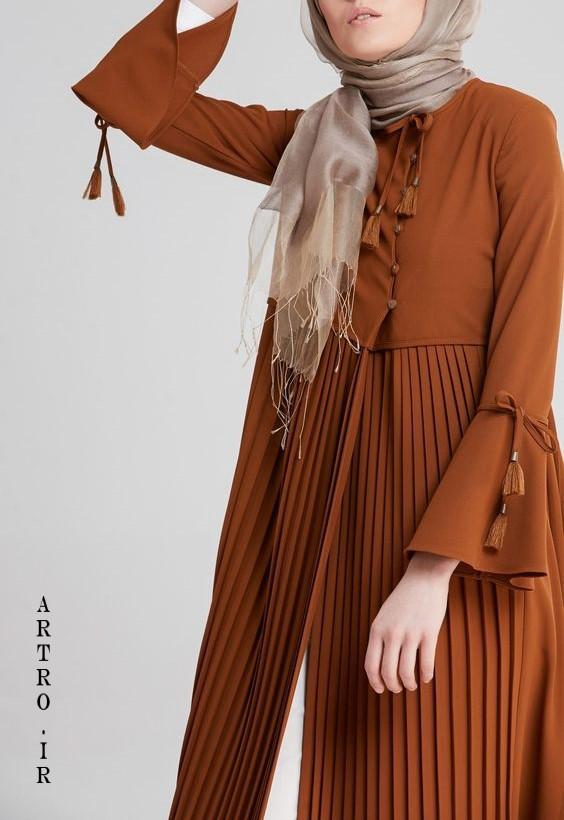عکس مدل مانتو عید 2019