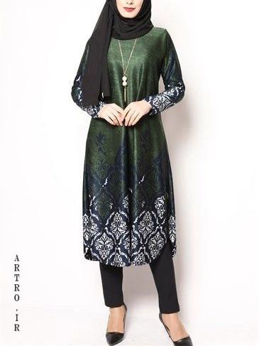 مدل مانتو شیک زنانه عید 2019