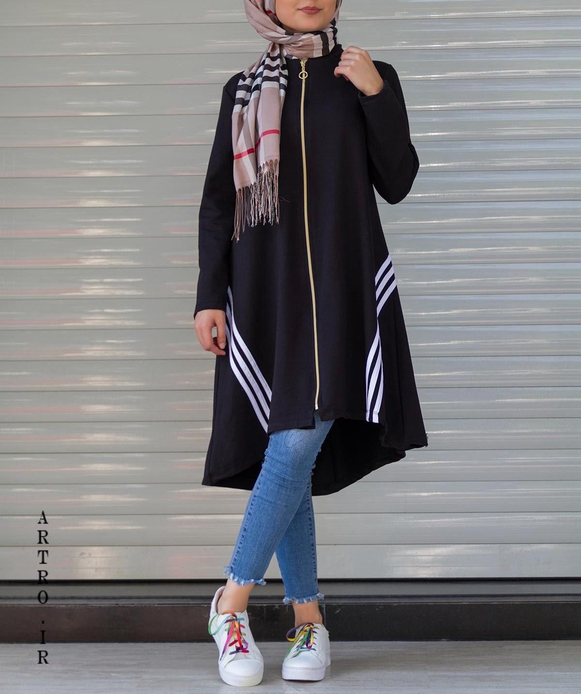 مدل مانتوی عید دخترانه