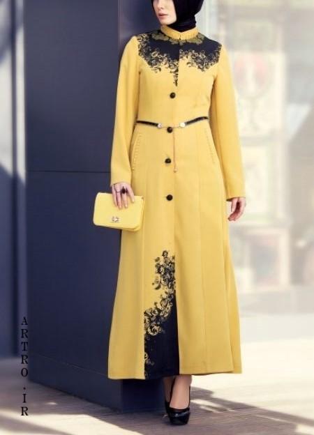 مدل مانتو اینستاگرام دخترانه فانتزی