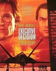 دانلود فیلم تصمیم اجرایی Executive Decision 1996