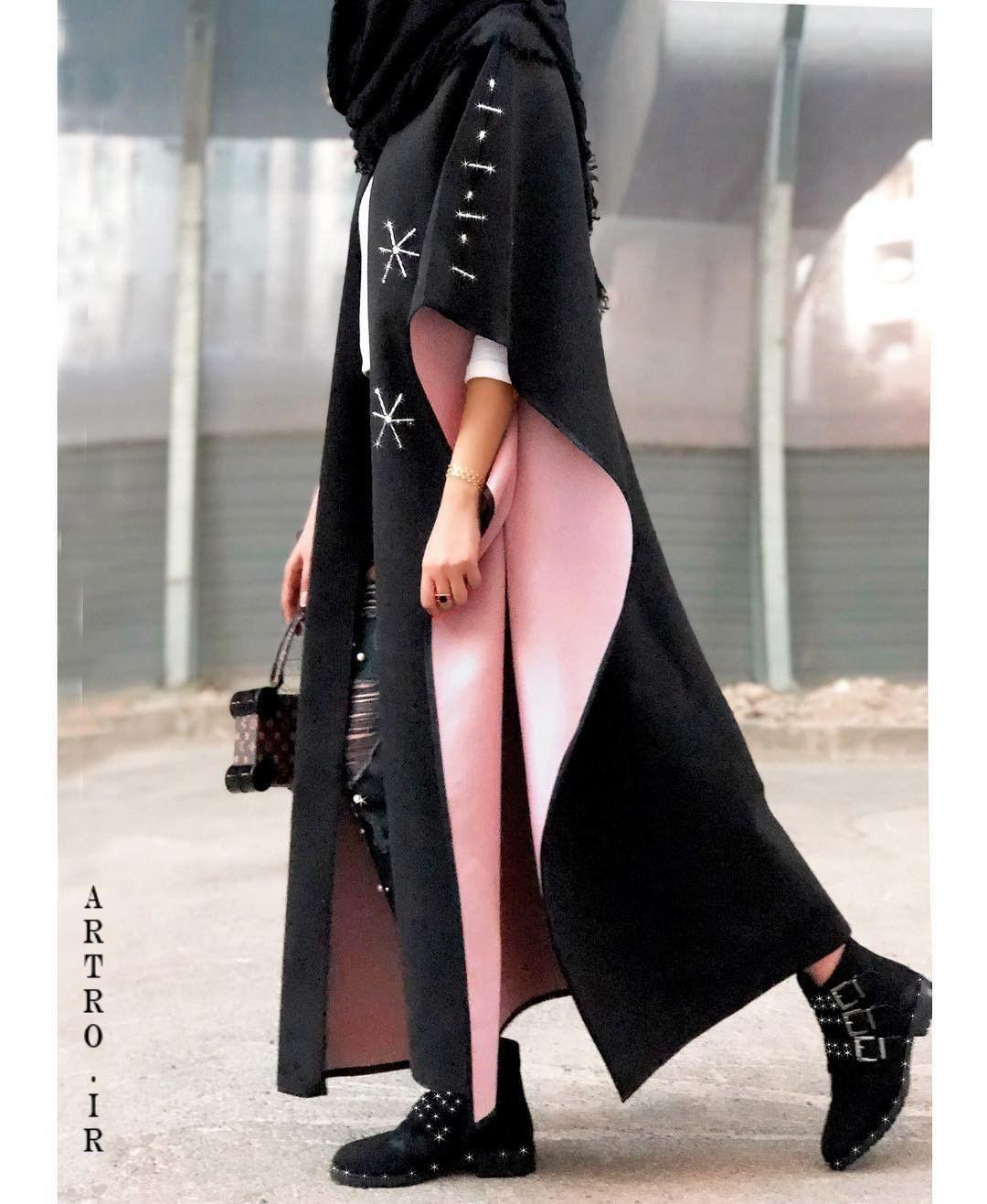 مدل مانتو بلند مجلسی شیک دخترانه