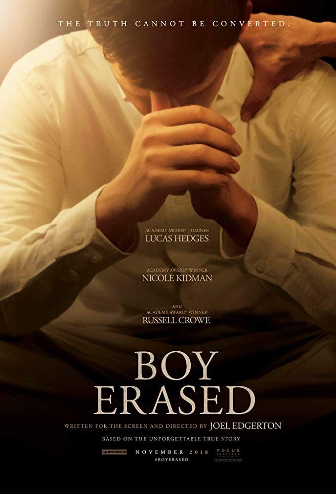 دانلود فیلم Boy Erased 2018