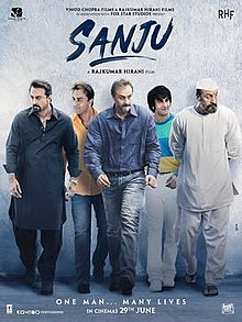 دانلود فیلم Sanju 2018