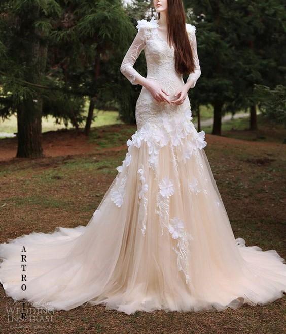 مدل لباس عروس جدید 2019