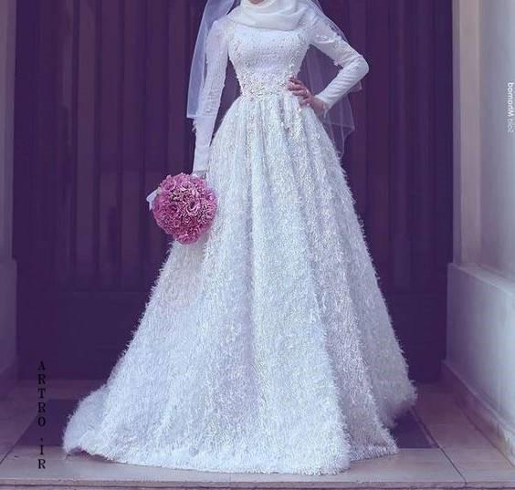 مدل لباس عروس جدید اینستا