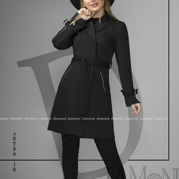 مدل مانتو کتی اسپرت دخترانه