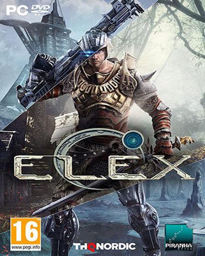دانلود بازی ELEX برای کامپیوتر – آخرین آپدیت نسخه کرک شده PLAZA