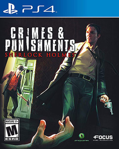 دانلود بازی Sherlock Holmes Crimes and Punishments برای PS4