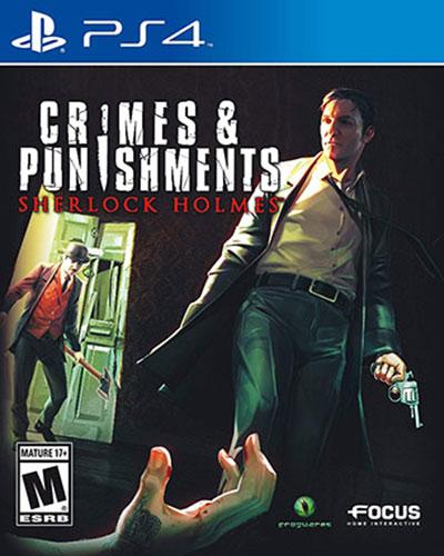 دانلود بازی Sherlock Holmes Crimes and Punishments برای PS4