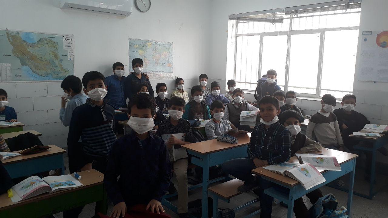 توزیع ماسک