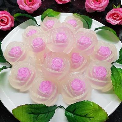 طرز تهیه ژله گل,درست کردن ژله گل