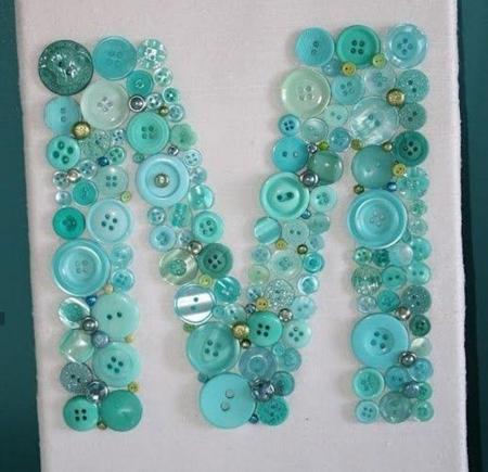 نکاتی برای ساخت تابلو با دکمه, نحوه درست کردن تابلو با دکمه