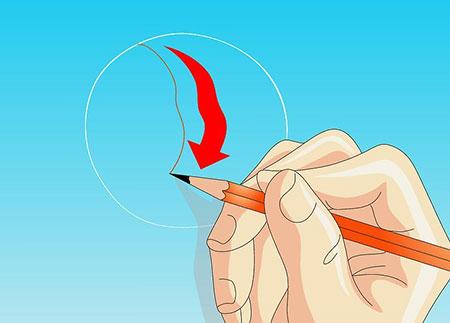 نقاشی ماهی,آموزش کشیدن نقاشی ماهی,آموزش نقاشی ماهی