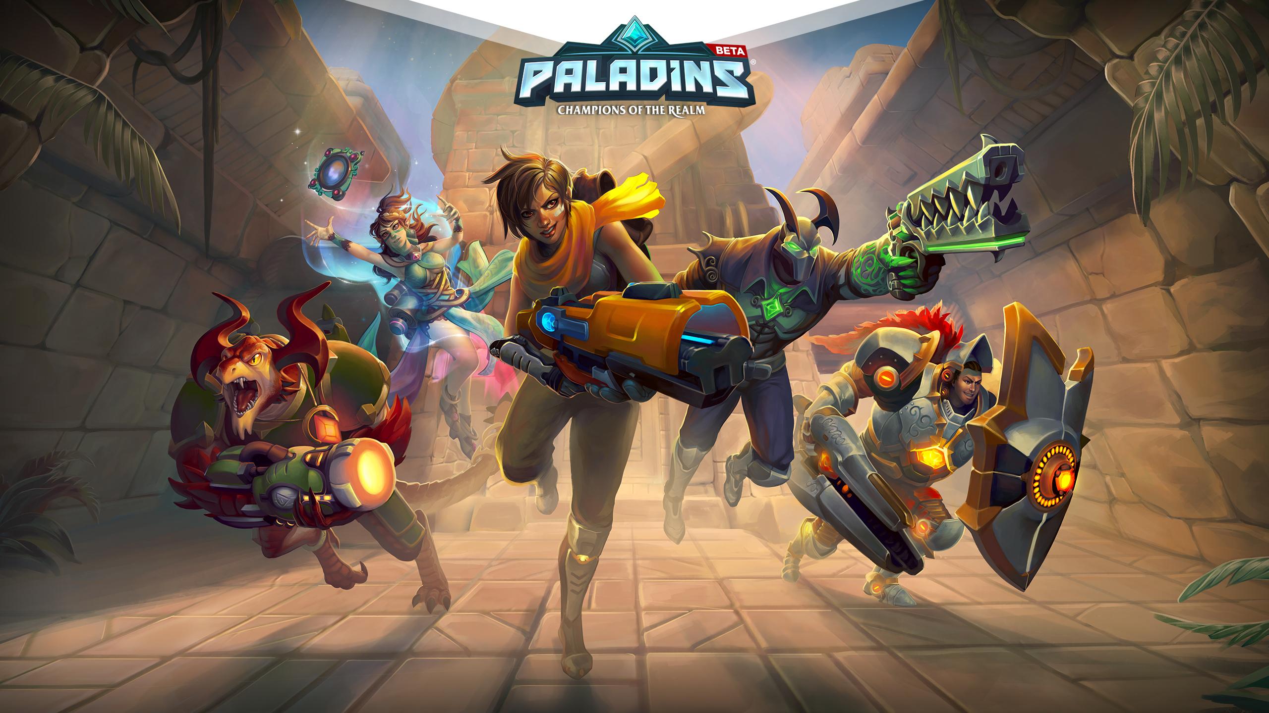 شرح قسمت های مختلف بازی پالادینز و آینده بازی