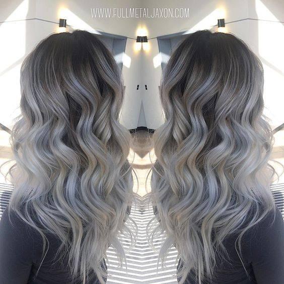 بهترین رنگ مو مناسب با پوست