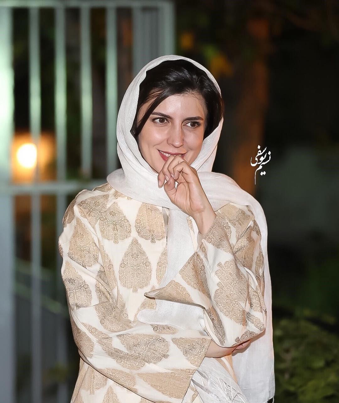 مدل مانتو بازیگر ایرانی