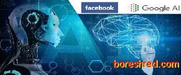 توسعه هوش مصنوعی توسط گوگل و فیس بوک