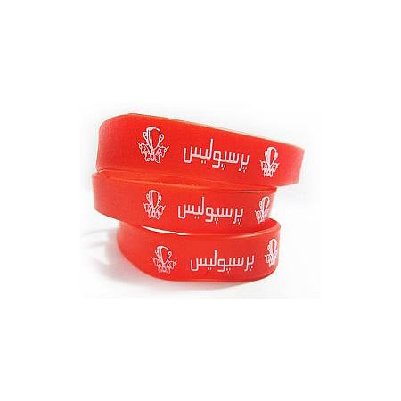 خرید دستبند و مچبند پرسپولیس برای هواداران پرسپولیسی