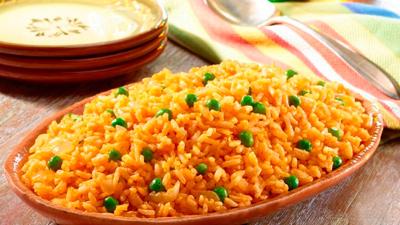 طرز تهیه پلو مکزیکی