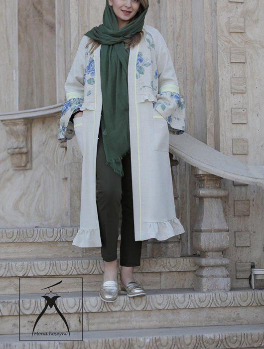 مدل های جدید مانتو برای عید