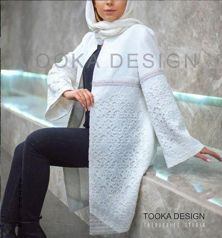 مدل مانتو بهاری اینستا