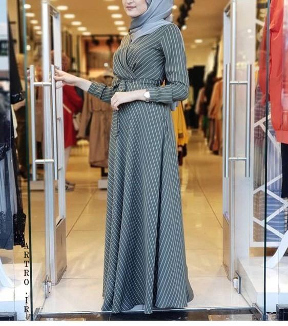 مدل مانتو بلند دخترانه عید