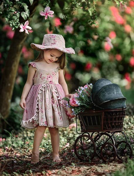 مدل لباس دختر بچه عید