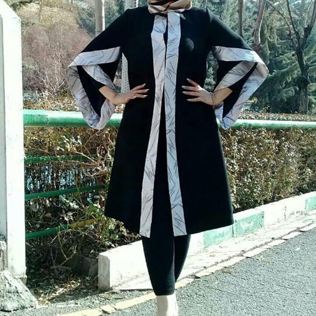 مدل مانتو شیک دخترانه برای عید
