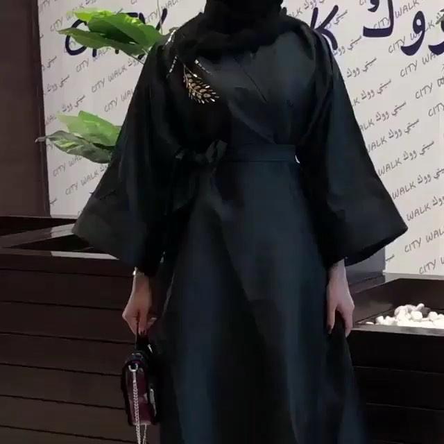 مدل مانتو مجلسی  مشکی عید