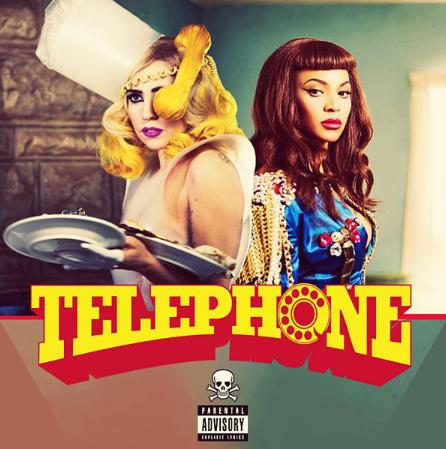 متن و نرجمه آهنگ Telephone از لیدی گاگا و بیانسه