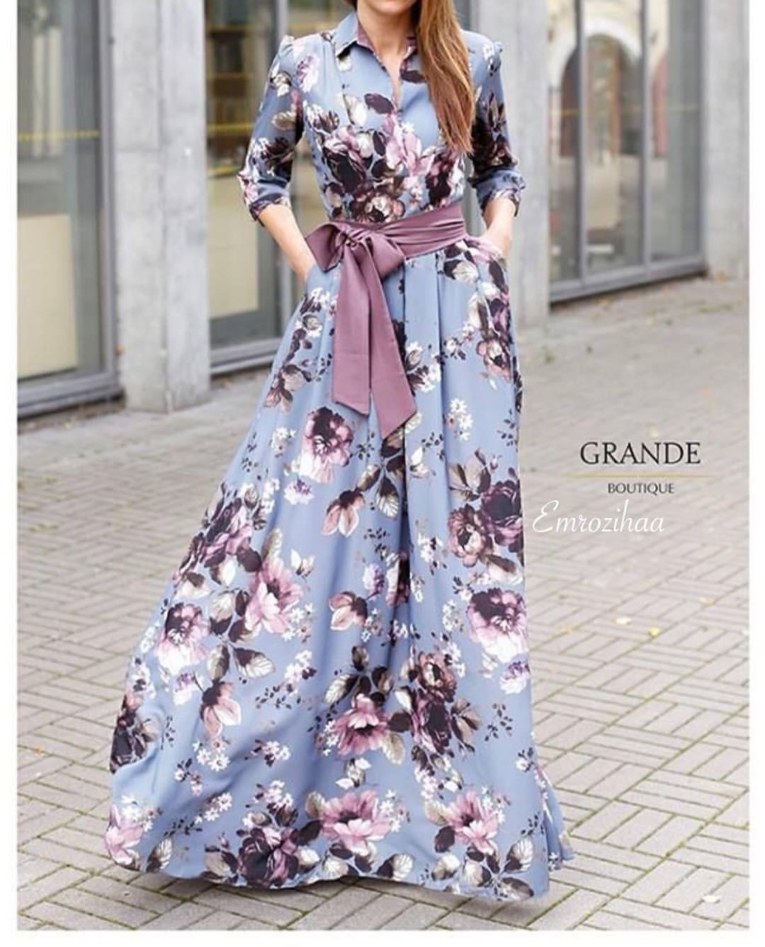 مدل مانتو گل گلی سنتی