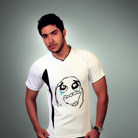 خرید ارزان تی شرت ترول TrollT Shirt